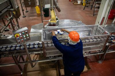 File photo - Kraft Foods manufacturing plant