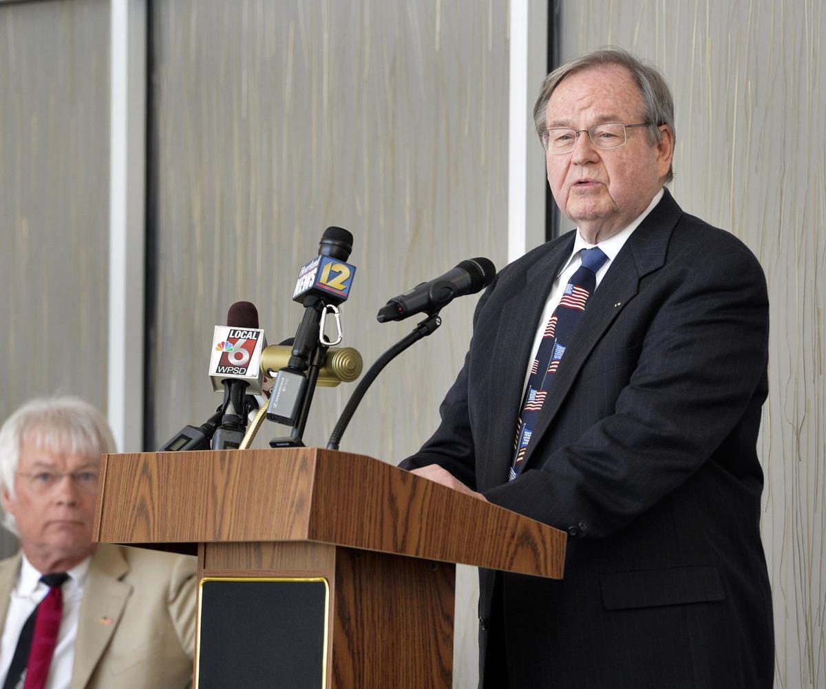 Williamson County Regional Airport renamed Veterans Airport of