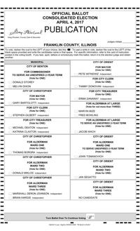 Where's my polling place? And other essential questions ahead of.