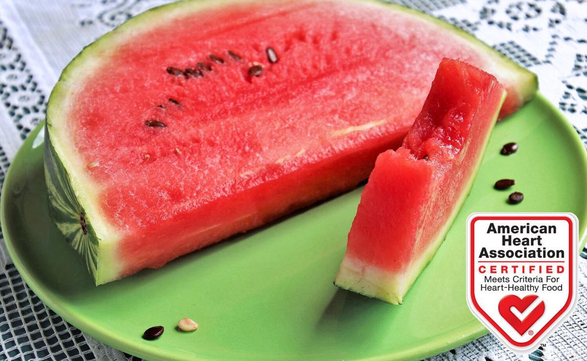 Watermelon for heart