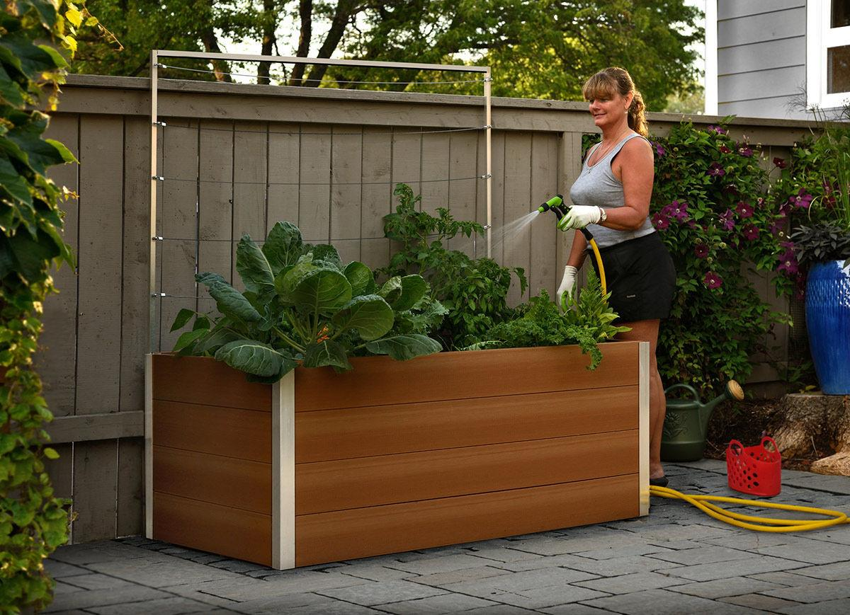 Keyhole gardens: A sustainable twist on raised beds | | thesouthern.com