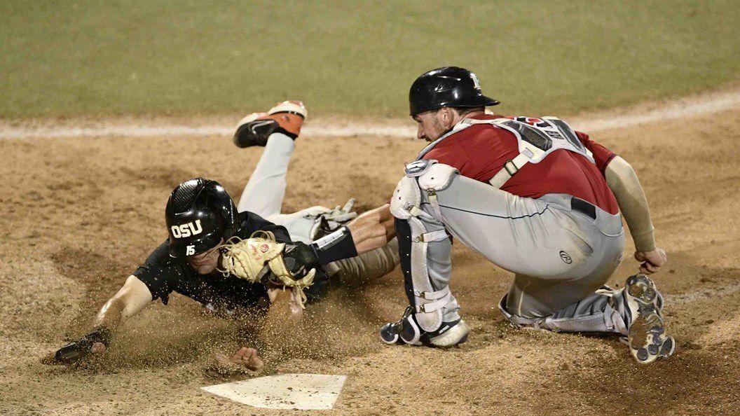 Dallas Baptist Oregon State Baseball