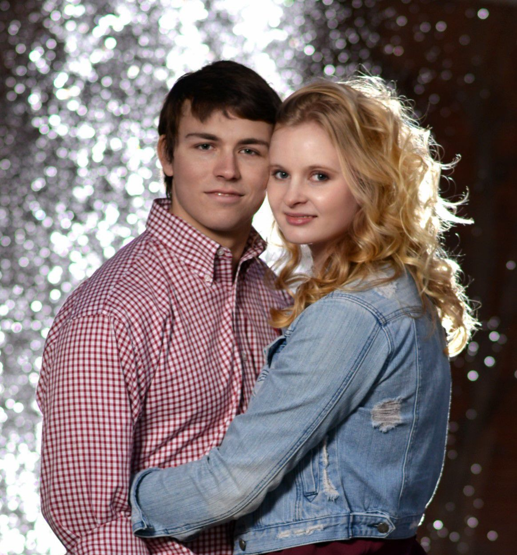Harrison Turner and Brianna Bartelsmeyer