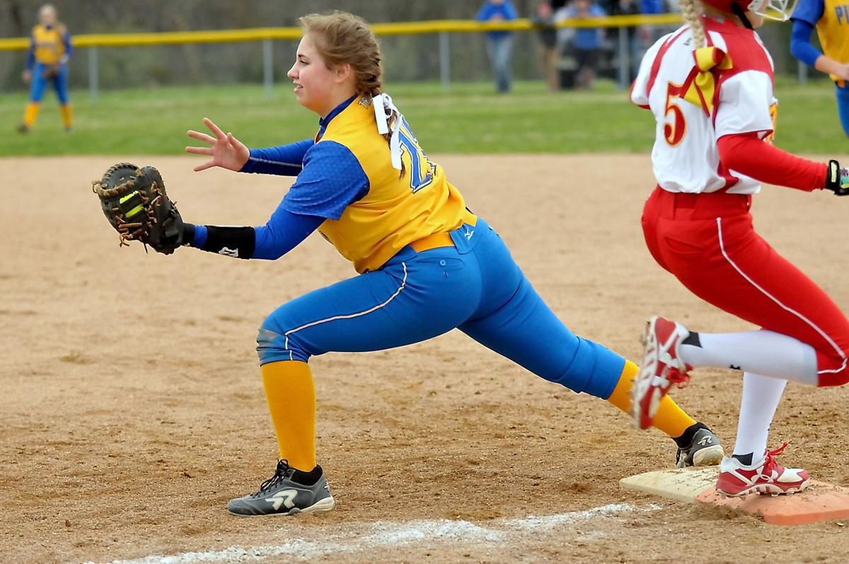 Trico Softball vs Murphysboro