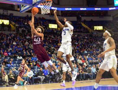 SIU Saint Louis Basketball