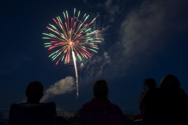 Here's where you can see fireworks, hear live music on July
