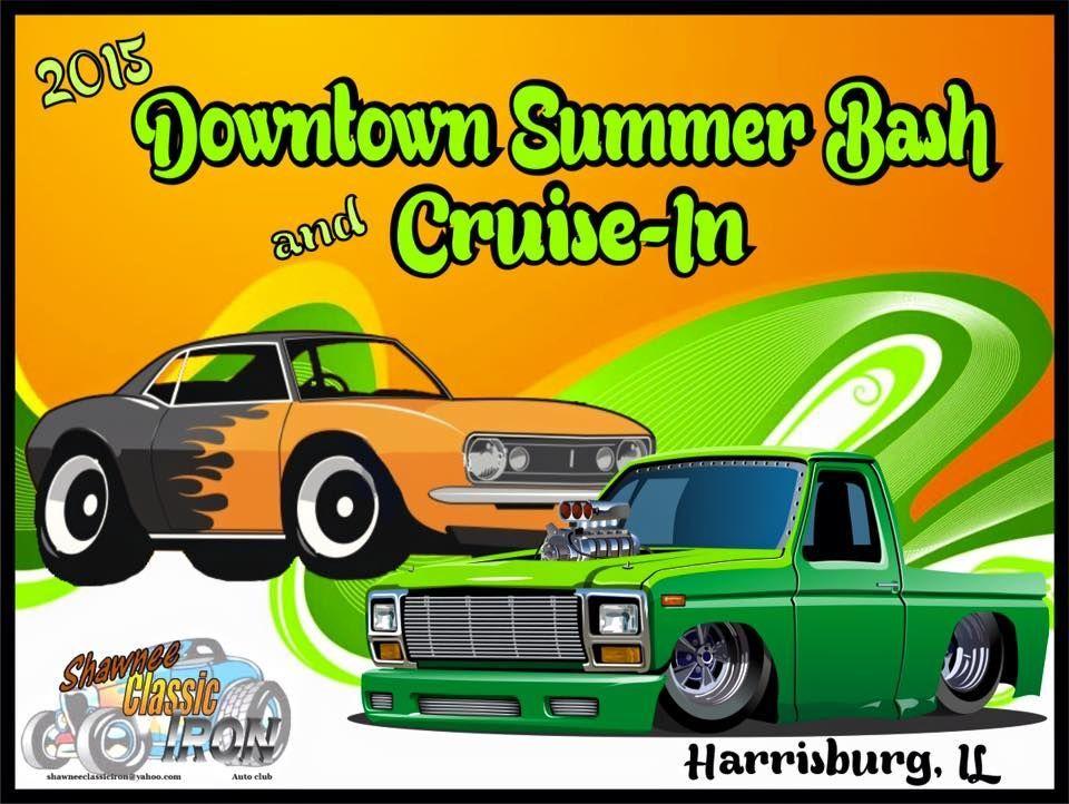 Blog: Summer Bash cruise-in this Saturday in Harrisburg