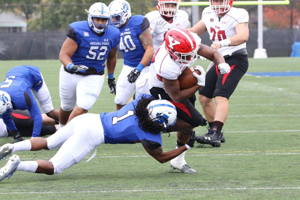 Youngstown State Indiana State football
