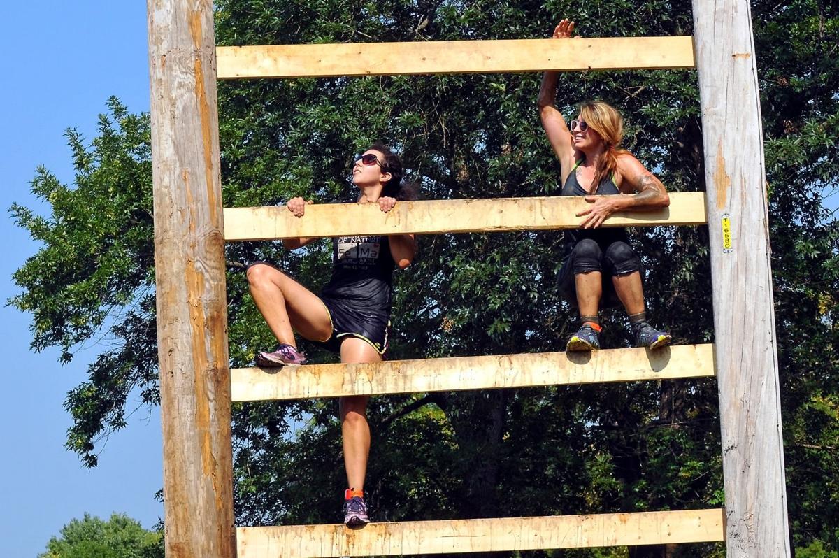 Inaugural Big Muddy Apple Obstacle Run