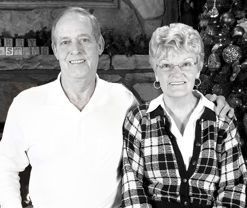 Ronald and Minnie Tanner