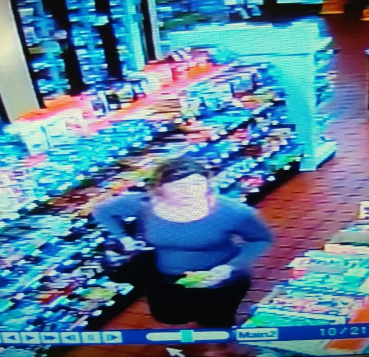 Carterville Theft
