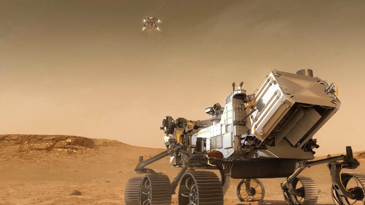 NASA's Perseverance rover will land on Mars this week. Here's what to expect