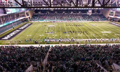 University of North Dakota's Alerus Center