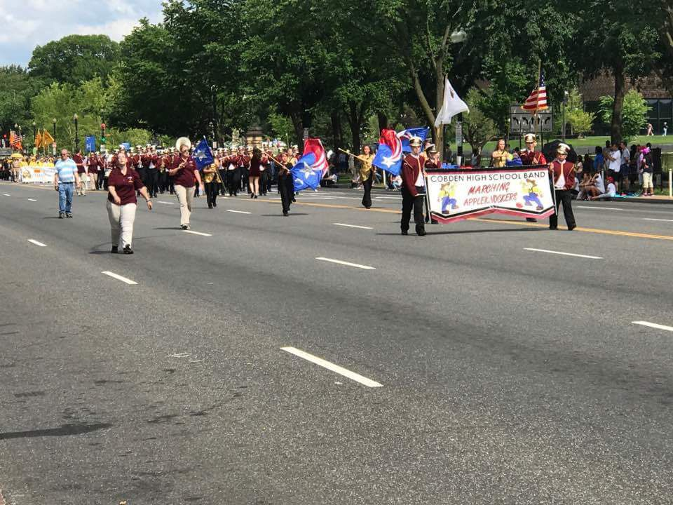 Cobden High School Band