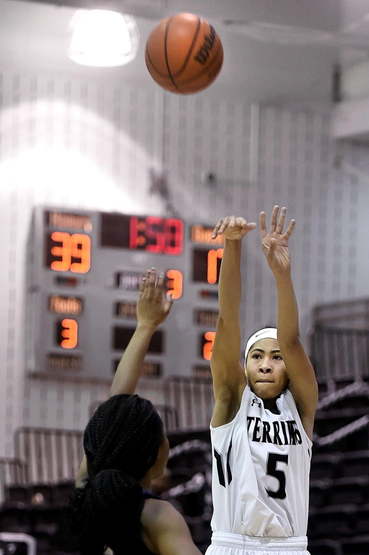 Girls Prep Basketball: Carbondale defeats Mascoutah