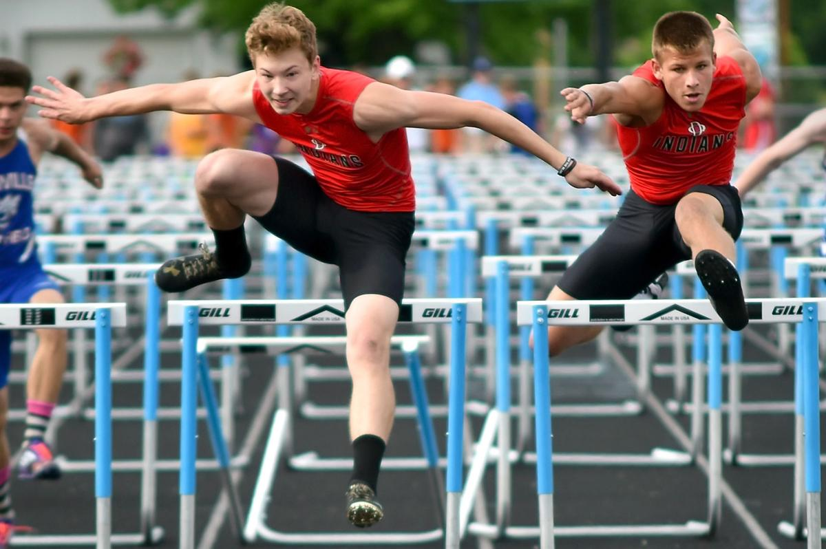 SIRR boys conference track meet