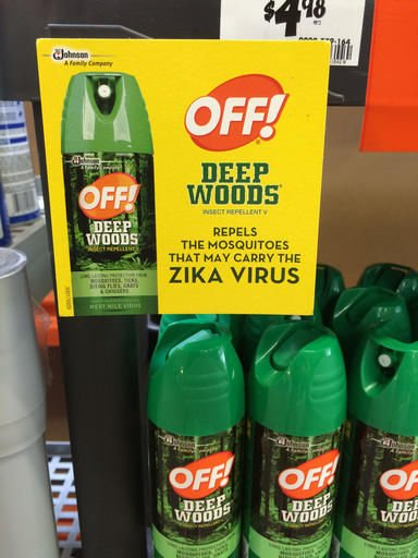Scammers, bug spray companies capitalizing on Zika fears