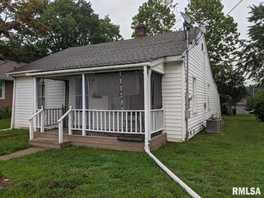 3 Bedroom Home in Murphysboro - $69,900
