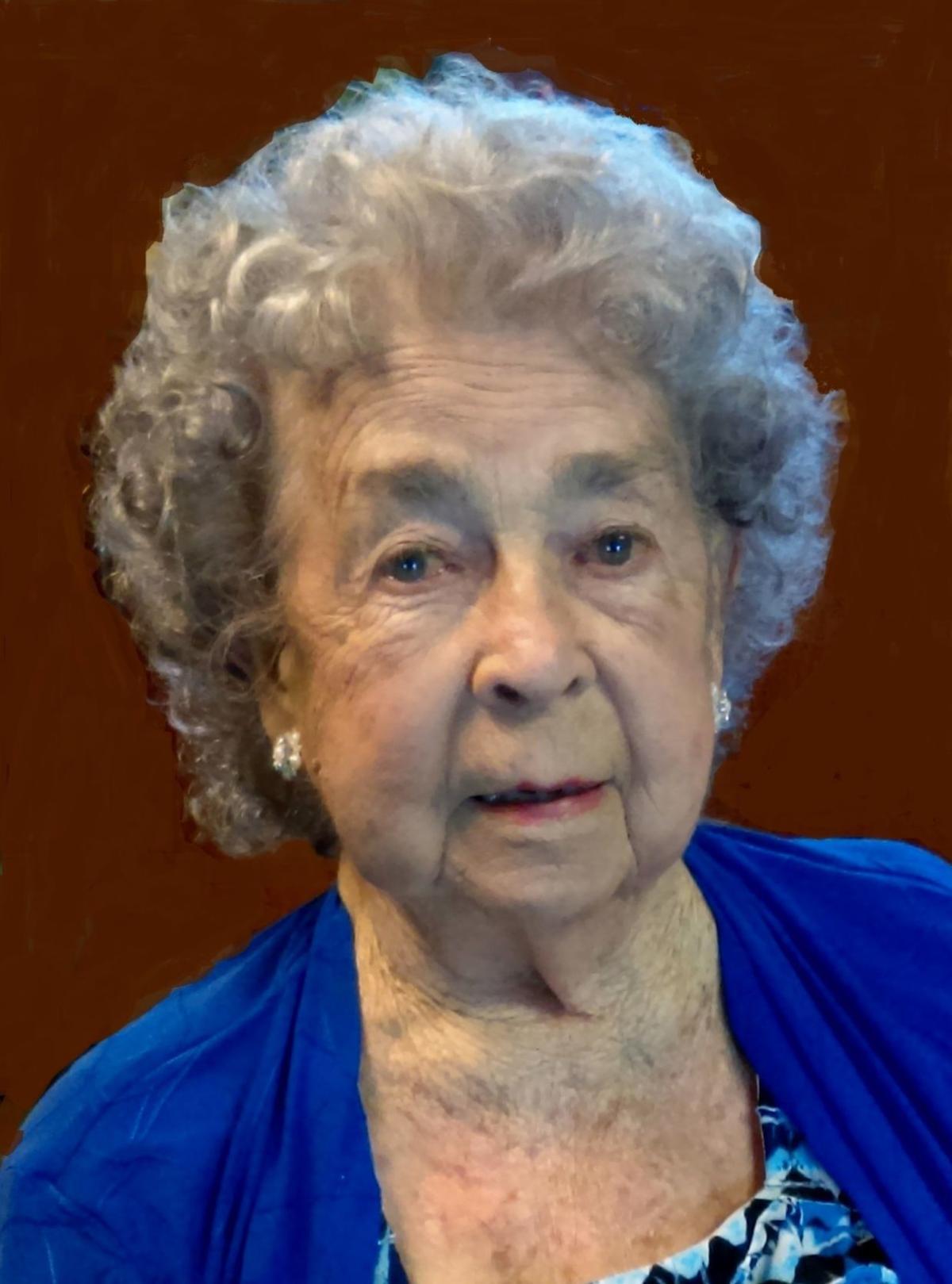 Alma Marie Davis