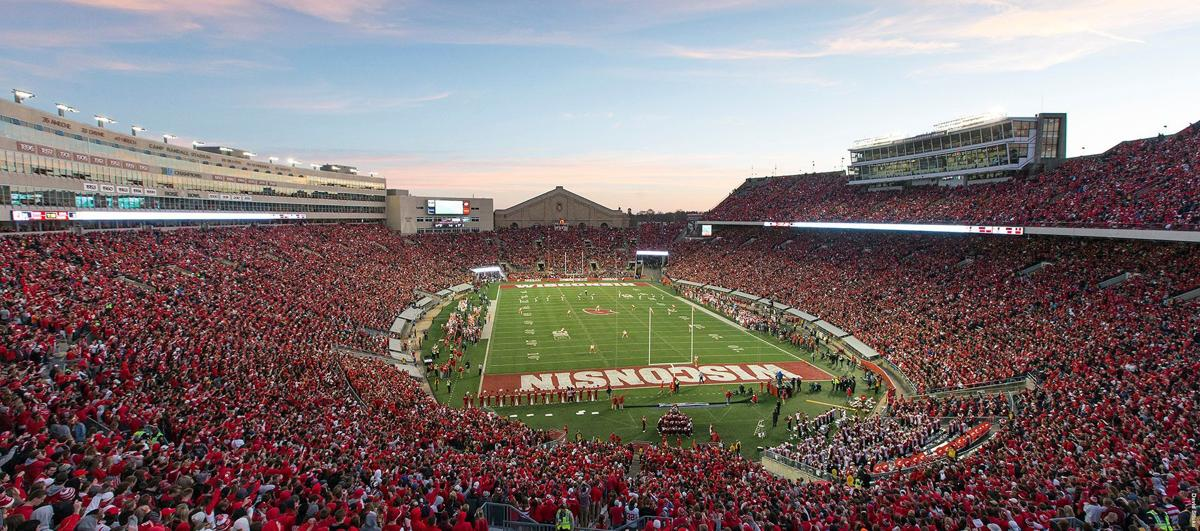 Wisconsin's Camp Randall Stadium
