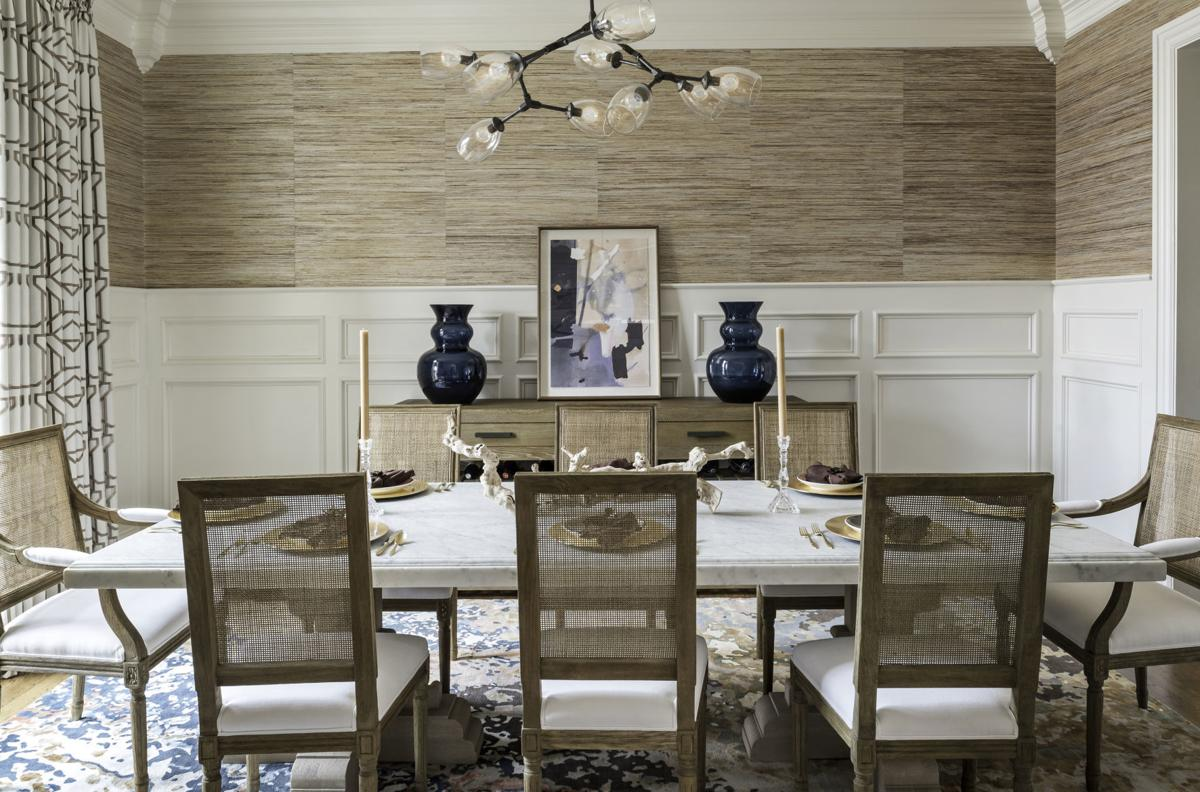At Home | The Dining Room