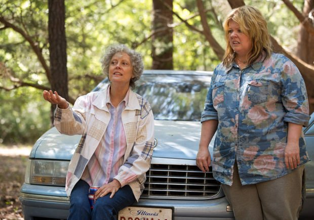 "Movie stills from new movie ""Tammy"""