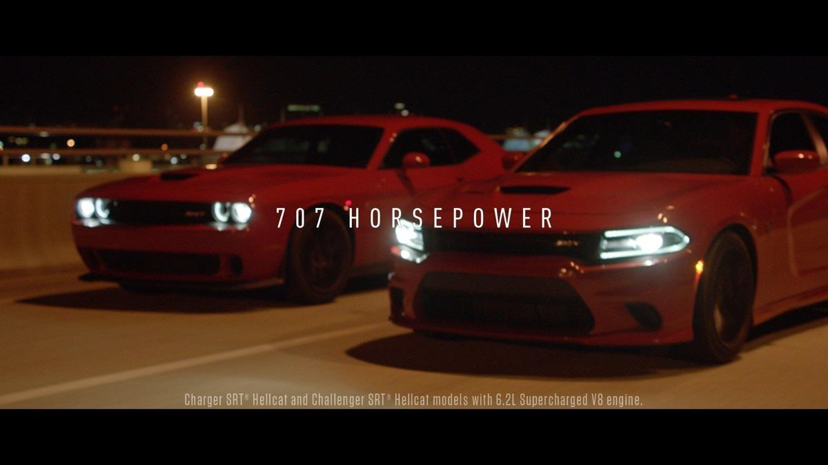 Blog New Dodge Commercial Should Come With A Warning Idle