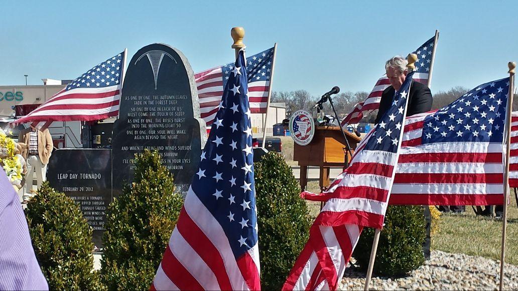 Harrisburg tornado memorial