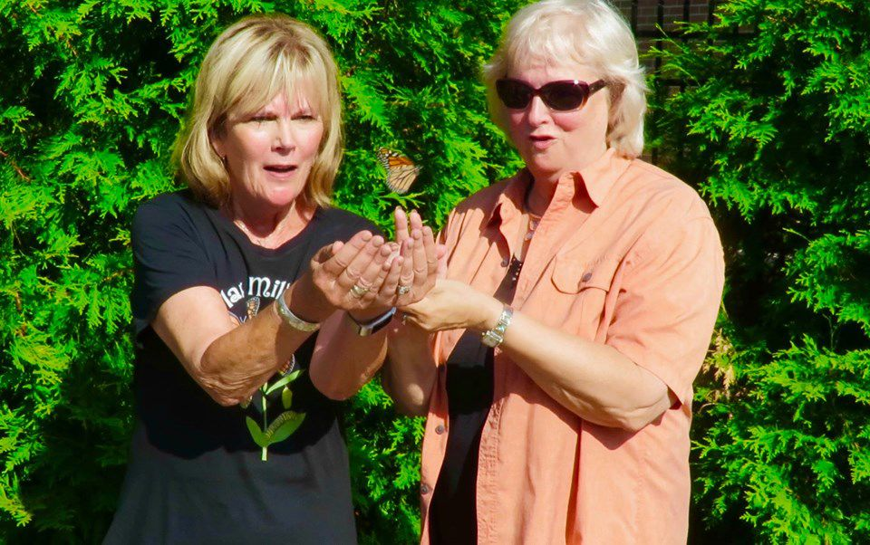 Sue and Dee at butterfly release 2019.jpg