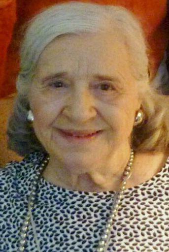 Marjorie Susan Morvich