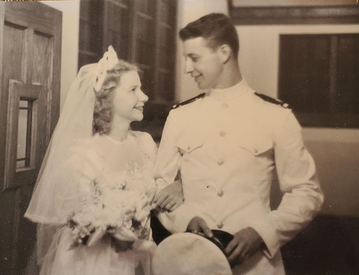 Violet and Fred Dippel