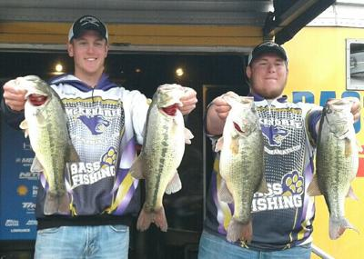96df9a2a Sports: McKendree duo wins Bassmaster event | Fishing Report ...
