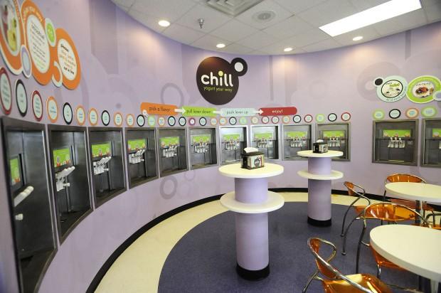 Two Frozen Yogurt Shops Open In Carbondale Local News