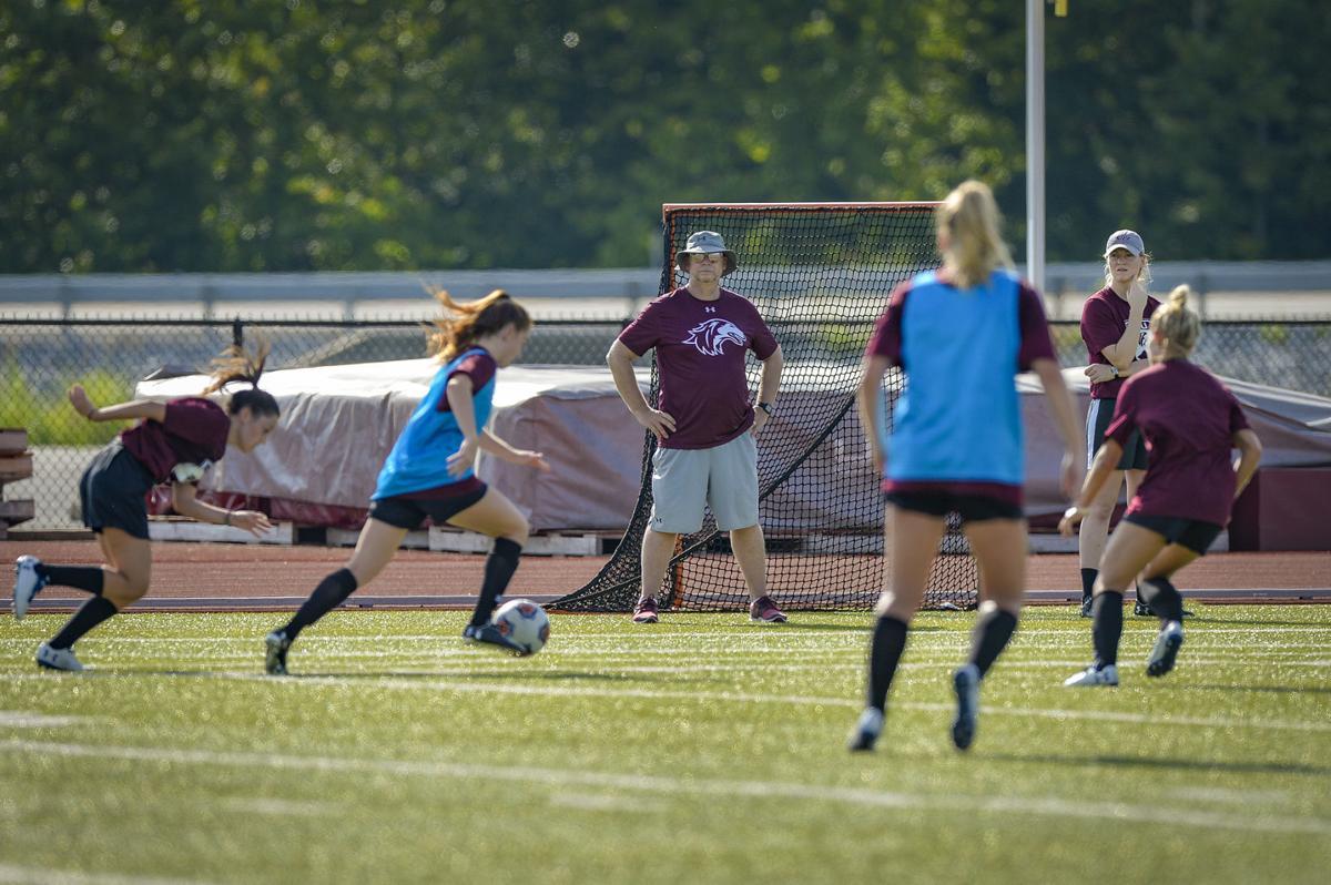 SIU women's soccer