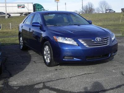 2008 Toyota Camry Hybrid 4dr Sdn