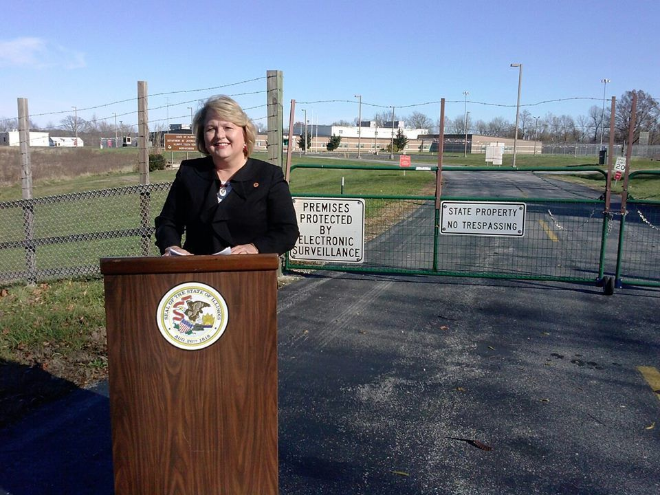 Rep. Terri Bryant proposes repurposing llinois Youth Center as adult work camp