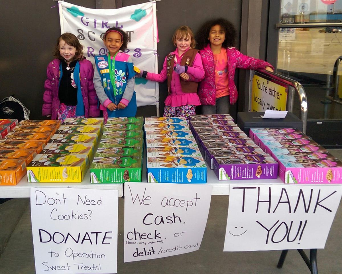it s cookie time order your girl scout cookies now food