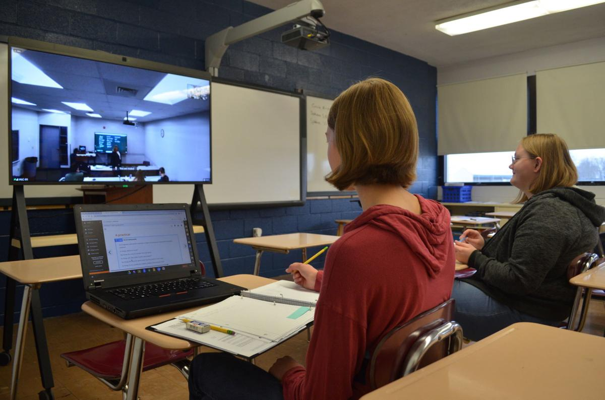 Distance learning cover