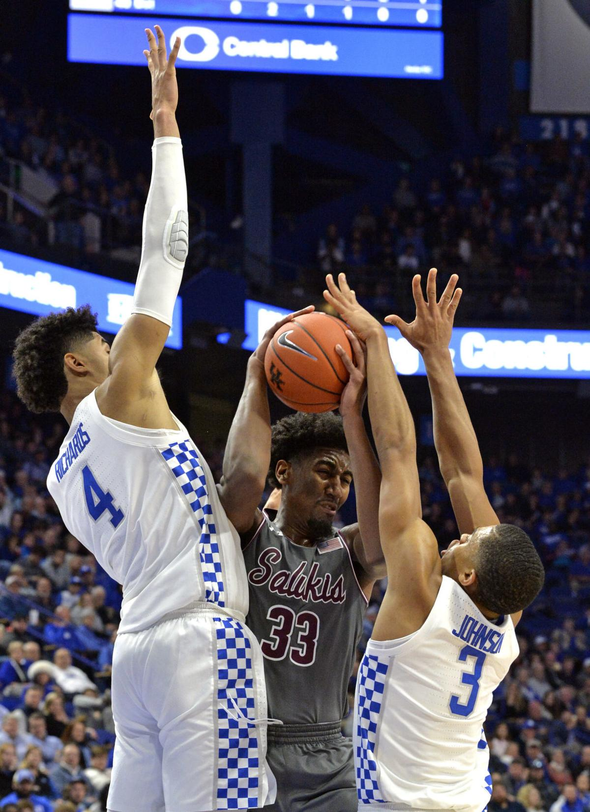 S Illinois Kentucky Basketball