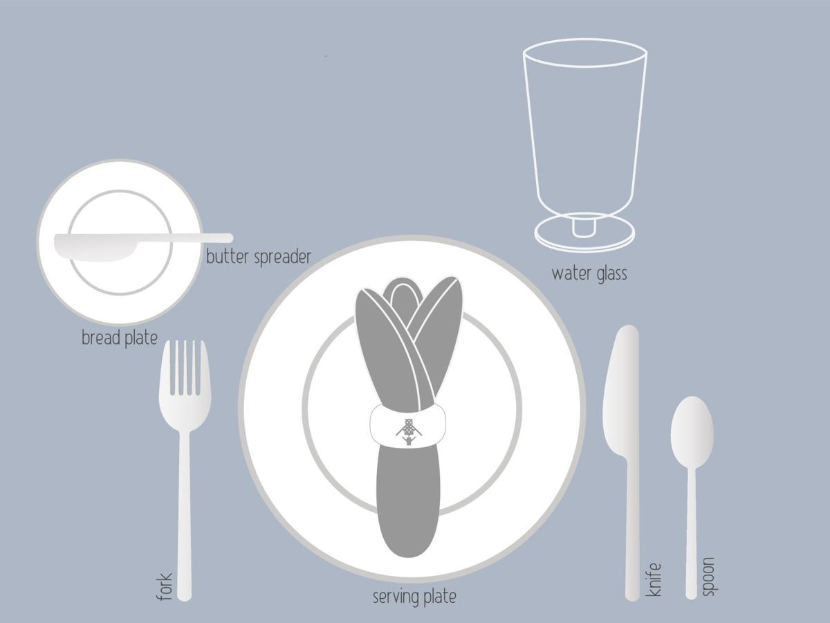 Dinner is served: Know the basics of the table setting for your next ...