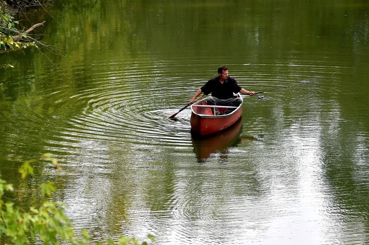 Photo big muddy fishing local news for The big canoe