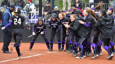 Northwestern Detroit Mercy NCAA softball
