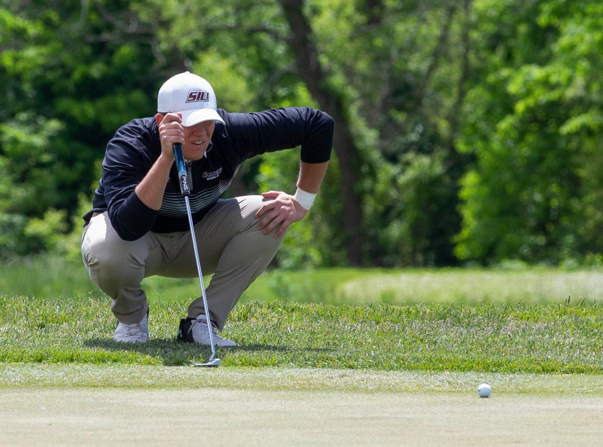 SIU Men's Golf at Louisville Regional