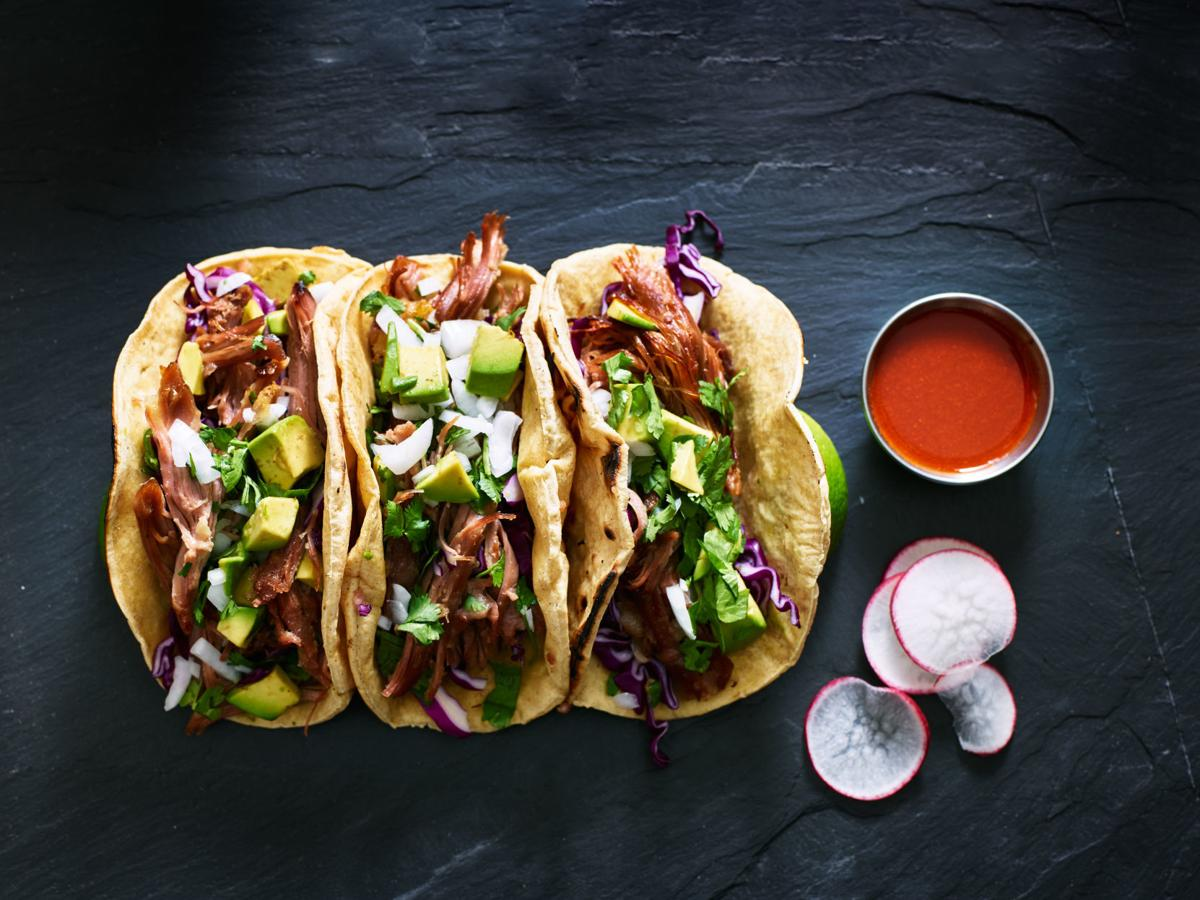 Recipe | Mexican-Style Sirloin Grilled Steak Tacos