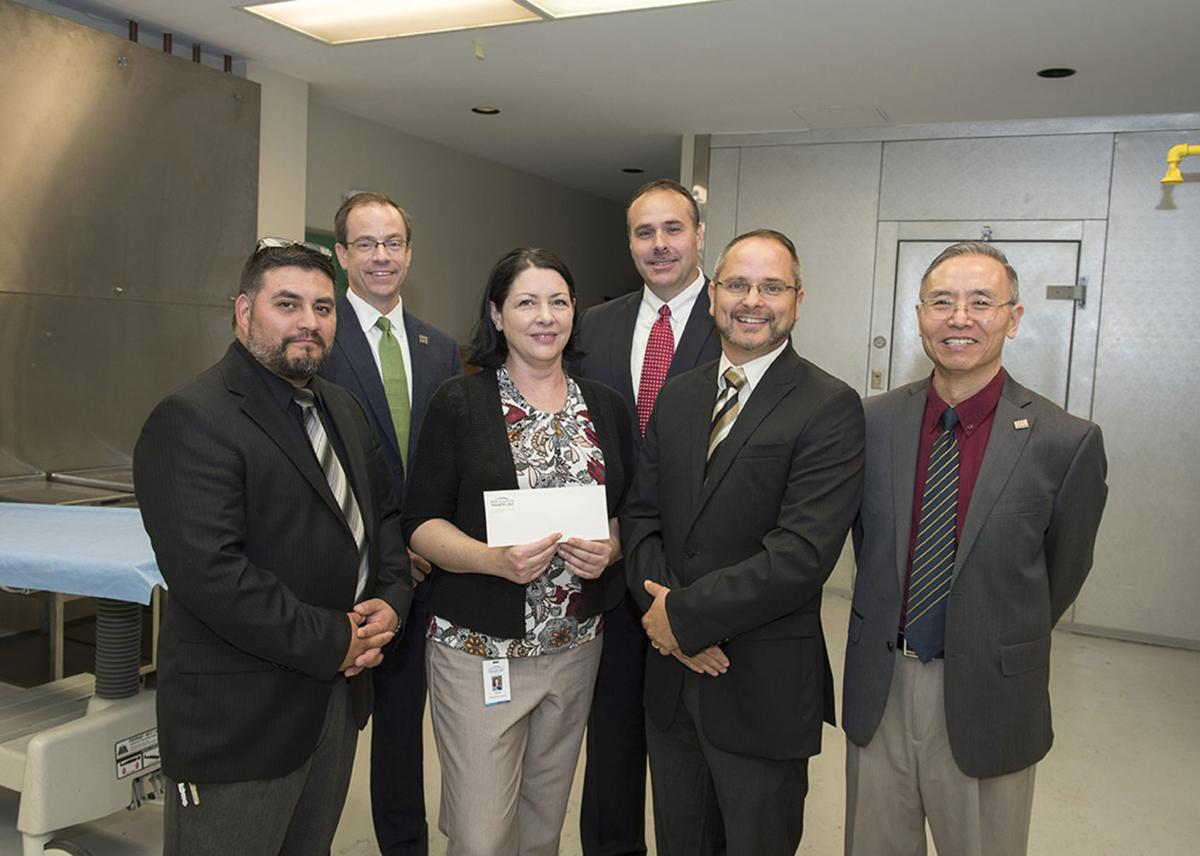 Donation To Help Upgrade Siuc Mortuary Science Program Lab Provide Assistantships Siu Thesouthern Com