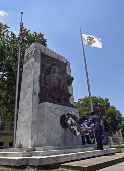 Gen. John A. Logan statue