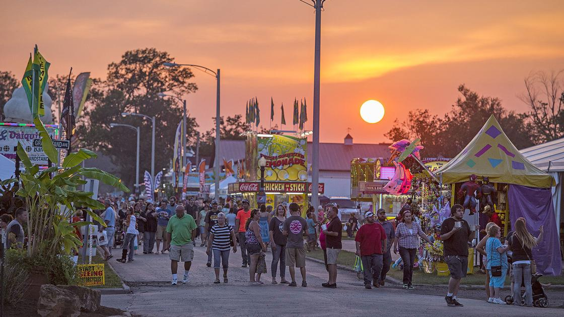 Du Quoin State Fair To Charge Admission Fee Du Quoin