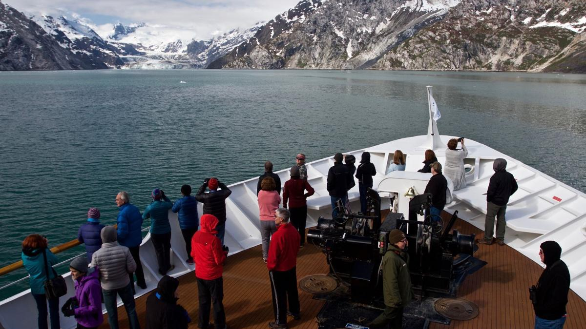 Un-Cruising Alaska: Mother Nature shows off the Last Frontier's natural beauty to small ship cruisers