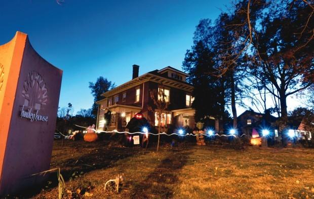A TO Z MYSTERIES Hundley House
