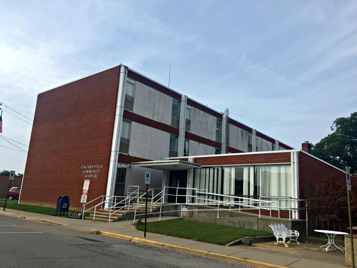 Moving day for Pinckneyville Community Hospital